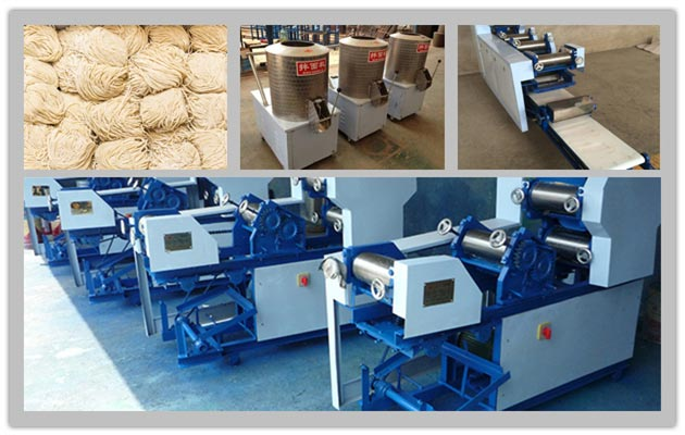 Fresh Noodles Manufacturing Machine Price